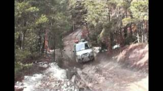 Discovery 3 LR3 -  King of the Mountain - Land Rover 4x4 Extreme