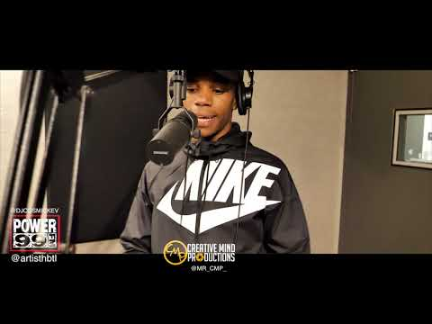 A Boogie wit the hoodie Come Up Show Freestyle