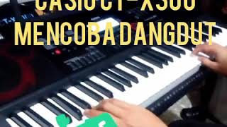 Download Lagu Keyboard Casio CT-X3000 mencoba dangdut :D Gratis STAFABAND
