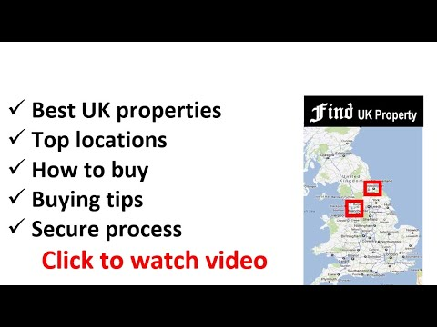 UK Property Investment -  2 Bed Houses For £55K -  Find UK Property
