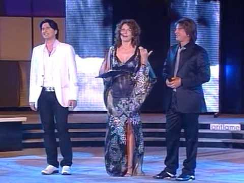 Segmedina Srna sa Leom i Alenom @ Miss BiH 2008