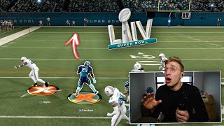 Playing In The SUPERBOWL! Wheel of MUT! Ep. #43