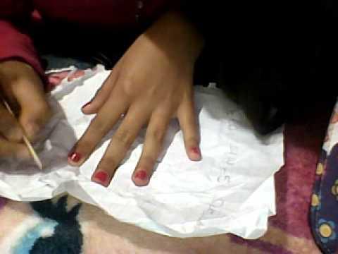 Como pintarse las u as de la cara de un gatito youtube - Como pintarse las unas ...