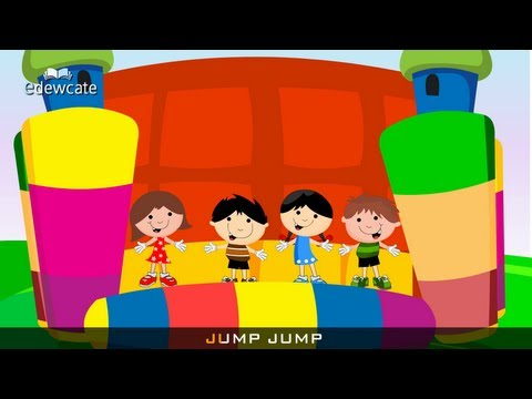 Edewcate english rhymes – Come on and join in the game