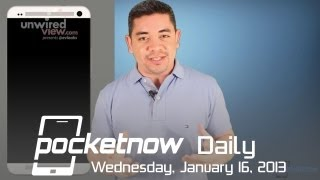 AT&T FaceTime Policies, HTC M7 Leaked Image, LG Nexus 5, 7.7 & More - Pocketnow Daily