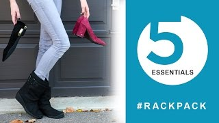 5 Essentials: Winter Shoes feat. Rachhloves | Nordstrom Rack
