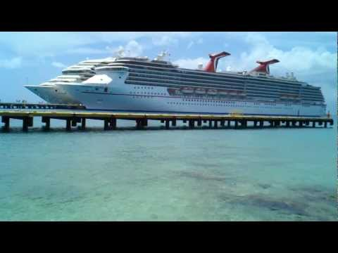 Port of Cozumel, Mexico; Carnival Cruise Lines
