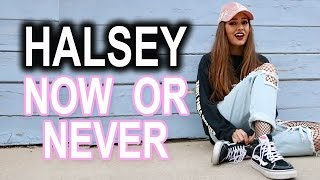 download lagu Halsey - Now Or Never Courtney Randall Cover gratis