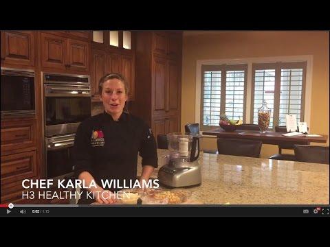 Healthy Super Bowl Recipe: Peanut Butter Hummus