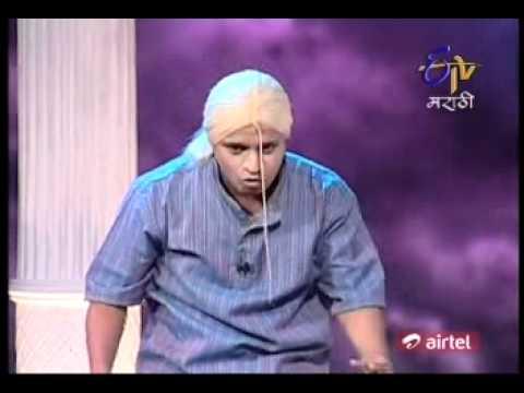 Comedy Express Etv Marathi Chamdi Baba 02 video