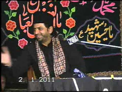 Allama Nasir Abbas Multan (Hurmat-e-Sadat).1/4