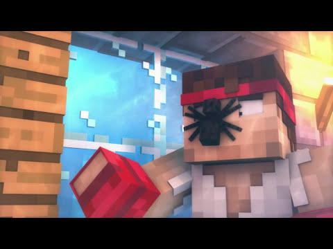 The Spider (Minecraft Animation)