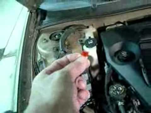 Replace 2006 Chevy Impala Windshield Washer Pump Fuse
