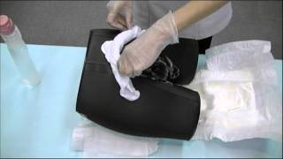 陰部洗浄 石鹸を使用する場合
