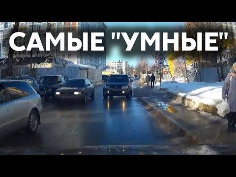 """Подборка САМЫХ """"УМНЫХ"""" водителей #200"""