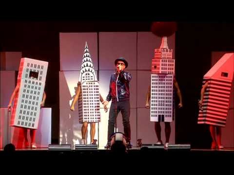 Pet Shop Boys -  Why Don't We Live Together? (live) 2009 [HD]