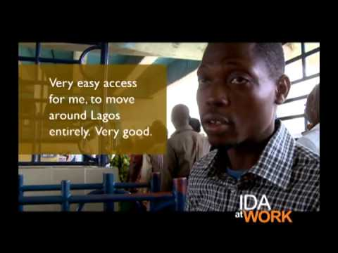 World Bank IDA - Nigeria: Transport