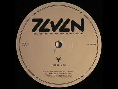F - Phase One - 7even Recordings - (7EVEN04)