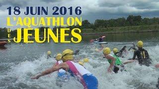 Aquathlon Jeunes 18 06 2016