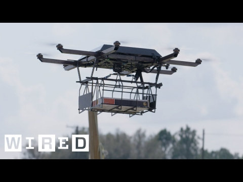 Ups Has A Mother Truck Of A Delivery Drone Idea