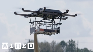 UPS Has a Mother-Truck of a Delivery Drone Idea | WIRED