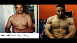 Bodybuilding Motivation 5 Year Transformation @Hodgetwins