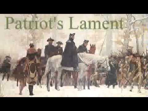 Patriot's Lament December 29, 2012: John Locke and Obey The Law