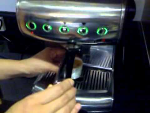 Cafeteira Expresso Semi Profissional Demoka Plus Espressione