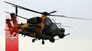 Milli ATAK helikopteri huzurlarınızda