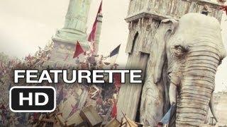 Les Misérables Featurette - Production Design (2012) - Hugh Jackman Movie HD