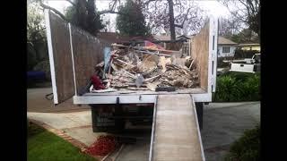 CONSTRUCTION  MATERIAL  HAUL  AWAY