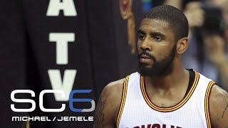 Kyrie Trade Request 'Probably Wouldn't Be Happening' If LeBron Was Committed To Cavs | SC6 | ESPN