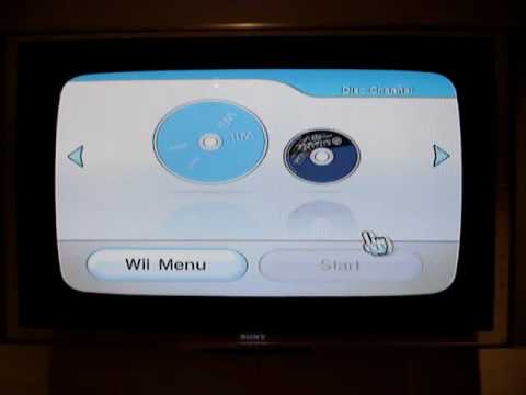 Wii Region Free Backup Launcher Demo (Disc Channel)