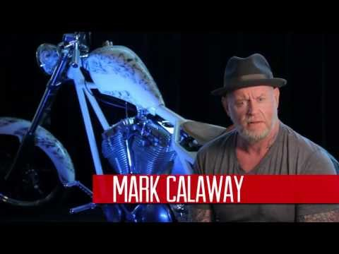 Mark Calaway Continues to Show Gunner Calaway