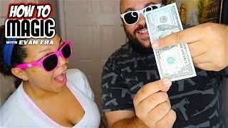 7 MONEY MAGIC TRICKS!