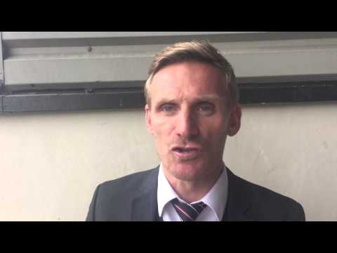 Gary Teale * Match Reaction * Partick Thistle v St Mirren * 02/05/2015