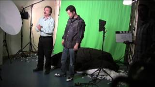 Ray Comfort -Behind the Scenes- 3/08/10
