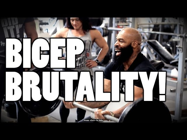 Bicep Brutality with Luke Hawx and Big Rob Did It!