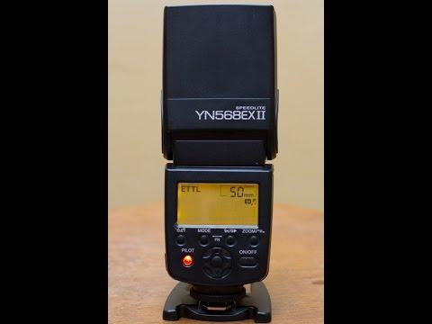 Yongnuo YN 568EX II Review