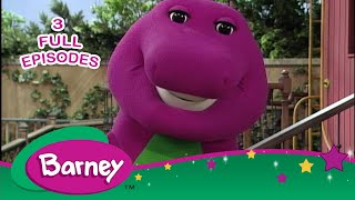 Barney - Fun with Barney & Friends - FULL EPISODES