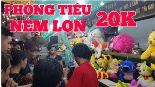 Ngã Ngửa Với Trò Chơi Ném Lon Tại Hội Chợ SÀI Gòn | saigon travel Guide