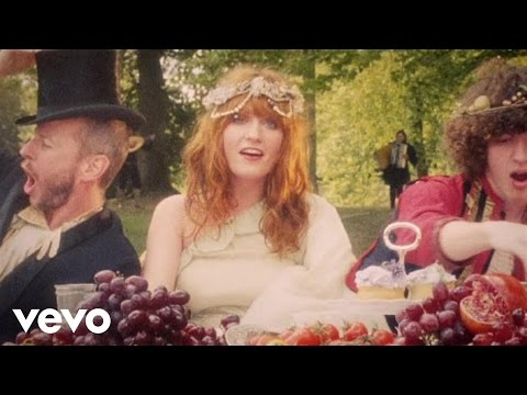 Florence + The Machine - Rabbit Heart (Raise it Up) Music Videos