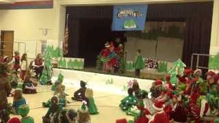 "Audubon Traditional Elementary ""The Littlest Christmas Tree"""