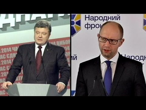 Ukraine: Pro-Western parties in coalition talks after election success