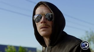 Get A Sneak Peek of Discovery's MANHUNT: UNABOMBER