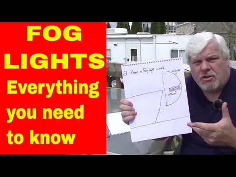 FOG LIGHTS, Everything you need to know. P.1