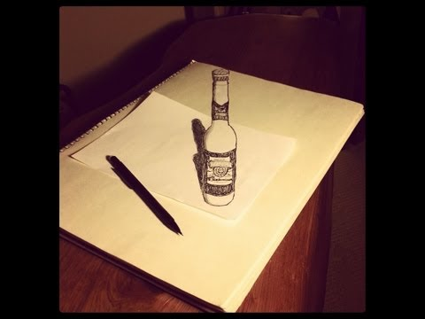Tutorial: How to Make 3D Anamorphic Drawings the Easy Way