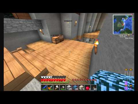 Minecraft With Grianan - S1 Ep4 - Thaumcraft Research and Teleport Tethers