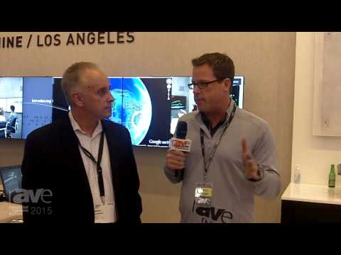 ISE 2015: Gary Kayye Talks with Mike Brown, Head of Sales at Oblong
