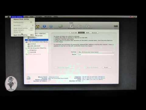 [How-To] Create a bootable hackintosh-ready Mac OS X Lion 10.7 USB flash drive